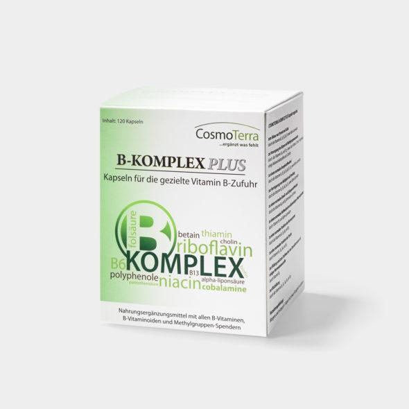 B-KOMPLEX PLUS