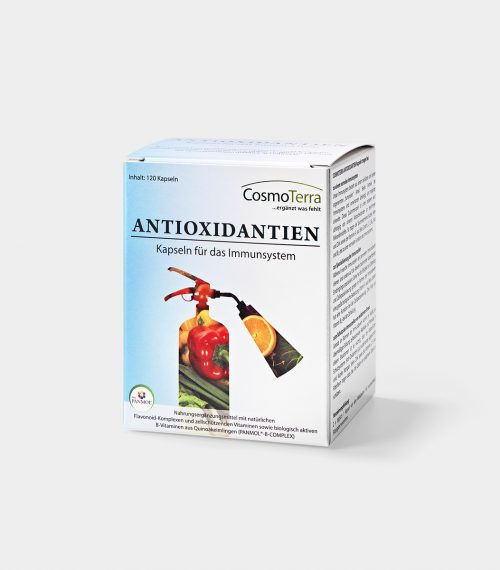 Antioxidants capsules