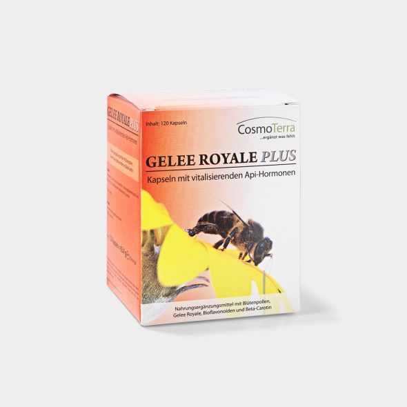 Royal Jelly Plus capsules
