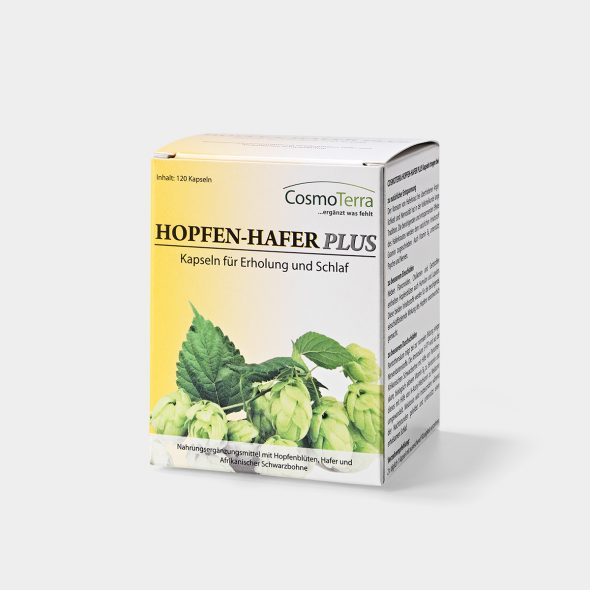 HOPS OATS PLUS