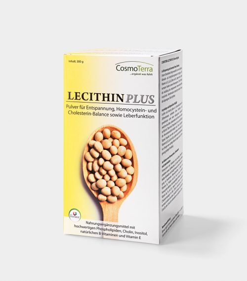 Lecithin Plus Pulver