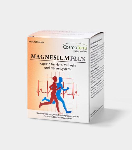 Magnesium Plus capsules