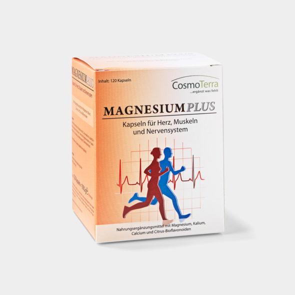 Magnesium Plus Kapseln