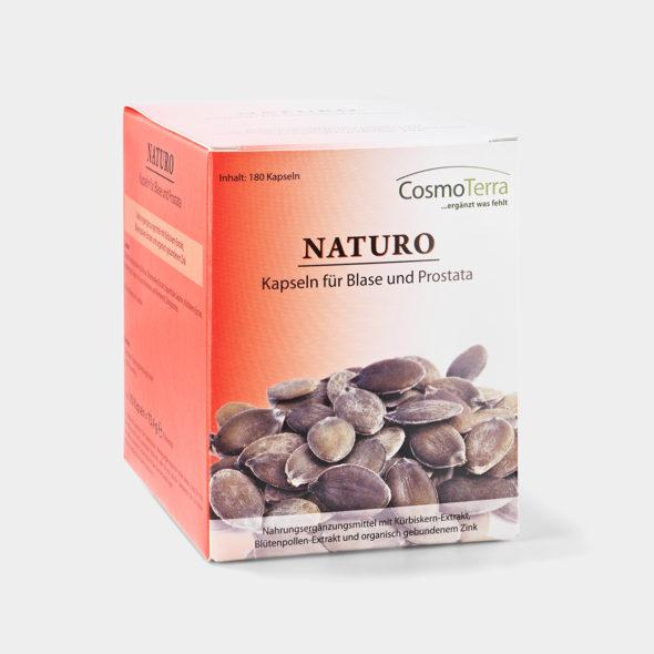 Naturo capsules