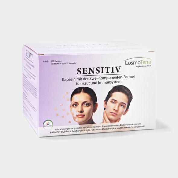 Sensitive capsules