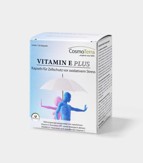 Vitamin E Plus capsules