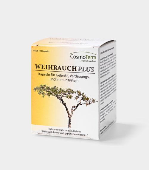 Frankincense Plus capsules