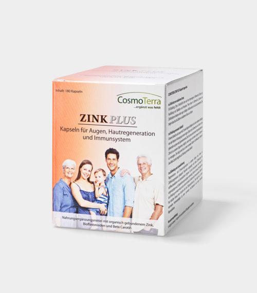 Zinc Plus capsules