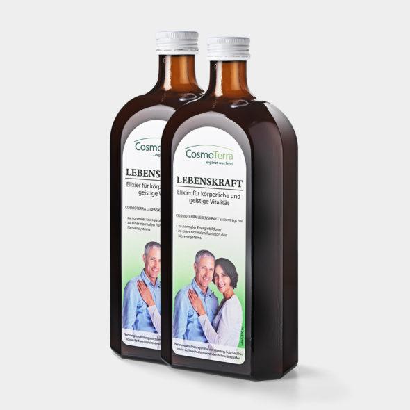 LEBENSKRAFT Elixier Doppelpackung