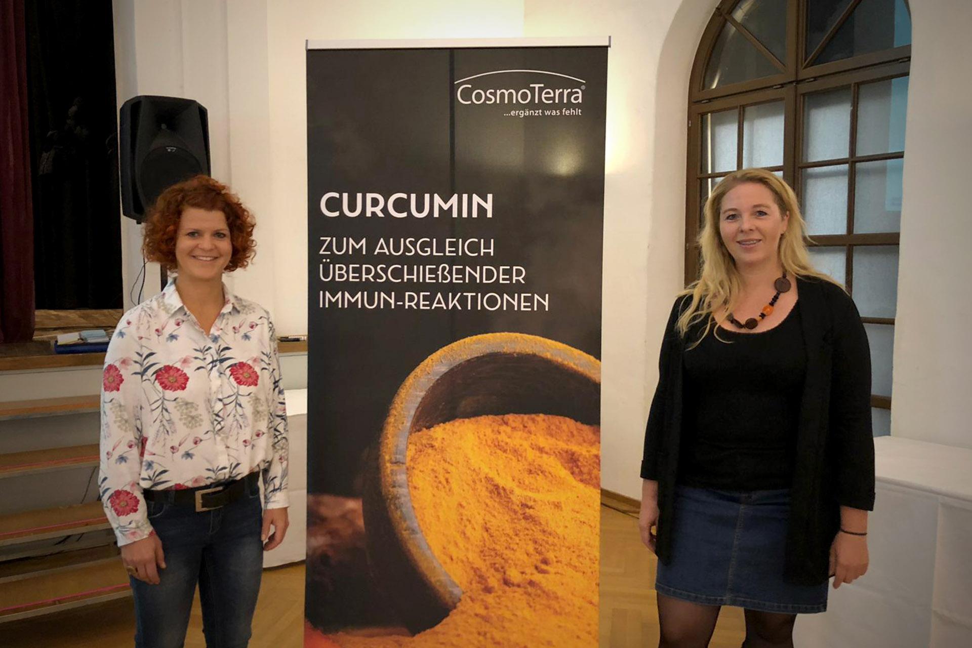 Cosmoterra: Beratungskompetenz durch permanente Weiterbildung