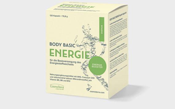 BODY BASIC ENERGIE Kapseln