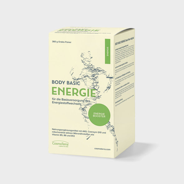 BODY BASIC ENERGY oral powder