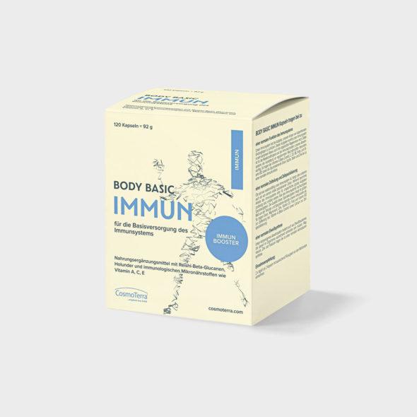 BODY BASIC IMMUNE capsules