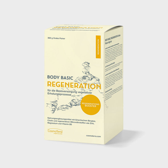 BODY BASIC REGENERATION Orales Pulver