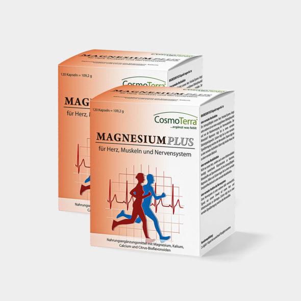 MAGNESIUM PLUS Doppelpackung
